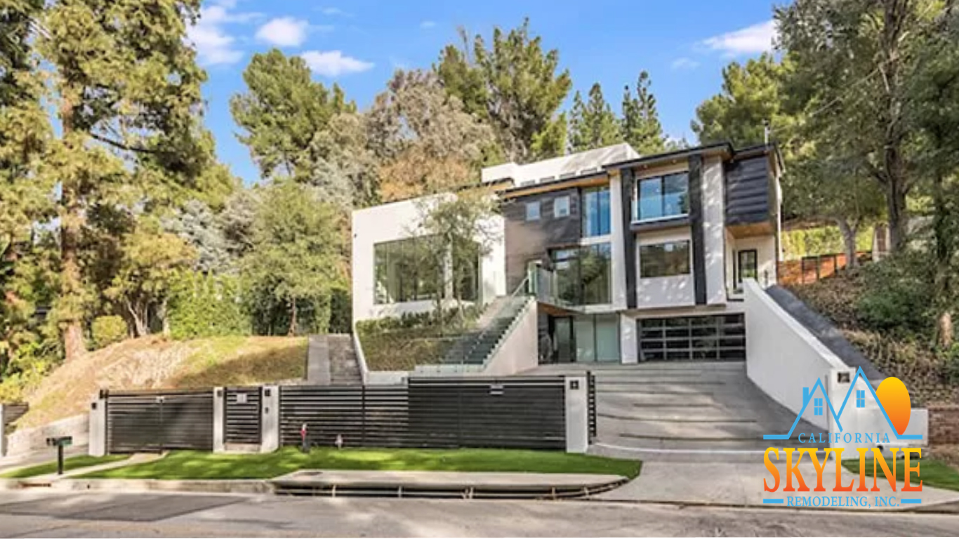 fronthouse- California Skyline Remodeling