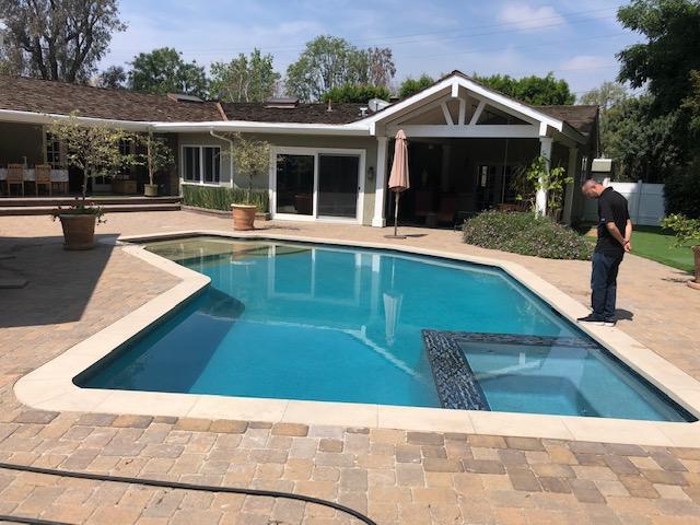 pool renovation- California Skyline Remodeling