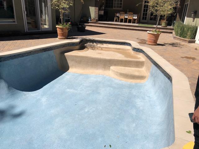 pool steps- California Skyline Remodeling