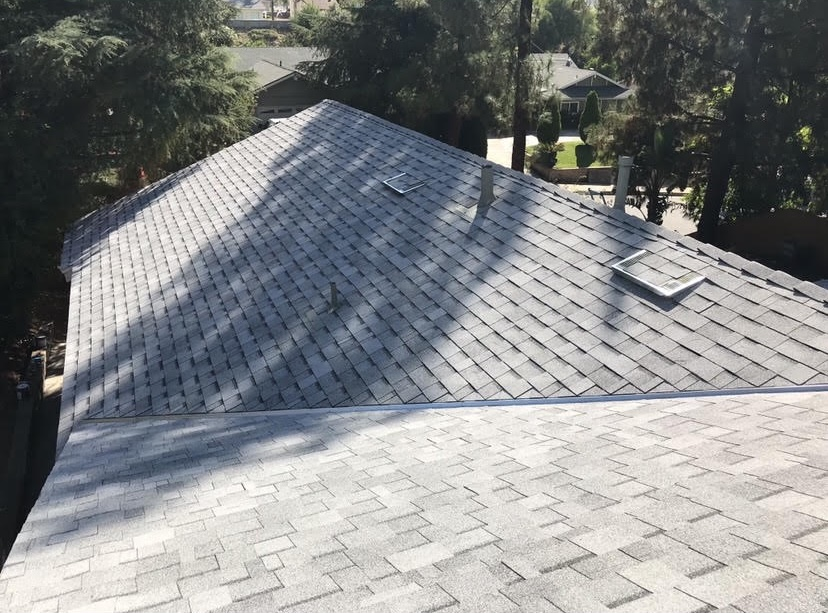 roofing project- California Skyline Remodeling